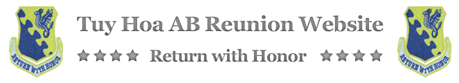 Tuy-Hoa AB Reunion Website